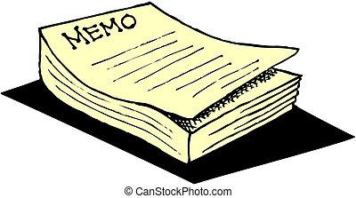 Vector note book
