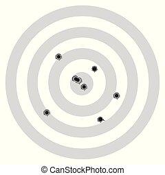 vector, objetivo que dispara