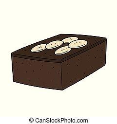 vector of brownie