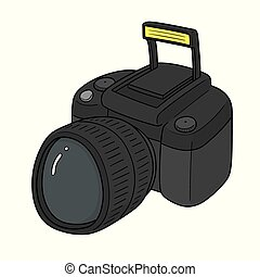vector of camera