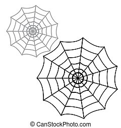 vector of cobweb