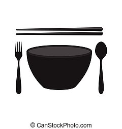 vector of food icon