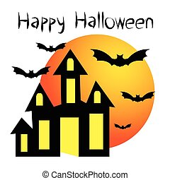 vector of halloween