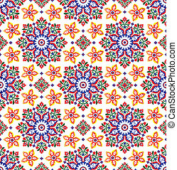 Islamic pattern - Vector of Islamic pattern