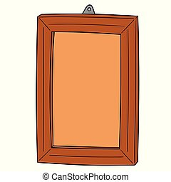 vector of photo frame