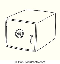 vector of safe