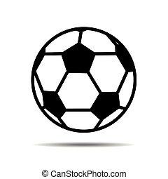 vector of soccer ball