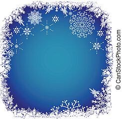 vector, ontwerp, kerstmis, achtergrond