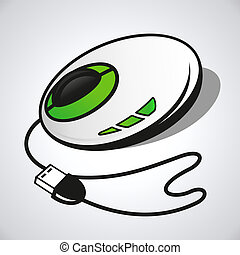 Vector optical Mouse