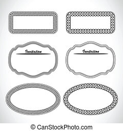 ornament frame set