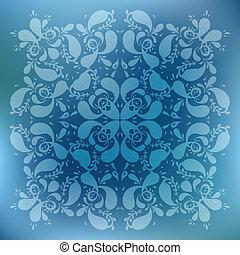 Vector Ornamental background.