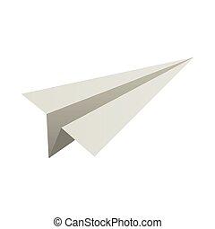 Vector Paper Glider
