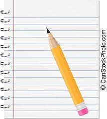Paper notebook