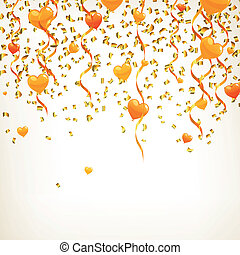 Vector Party Background