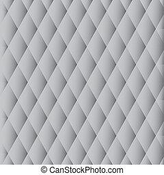 Vector pattern - gray diamonds