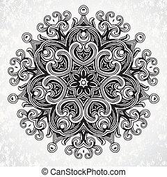 Vector Pattern Ornament