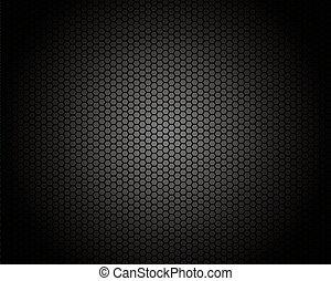 vector, pattern., veelhoek, textuur