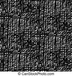 Vector pattern with brushed surface