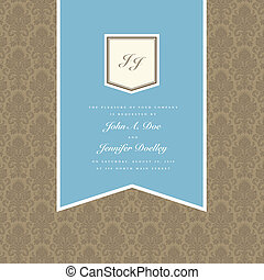 Vector Pendant Frame and Pattern. Easy to edit. Perfect for...