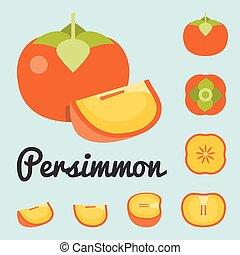 Vector Persimmon