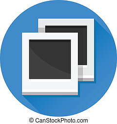 Vector Photo Frames Icon