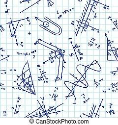 vector physics pattern