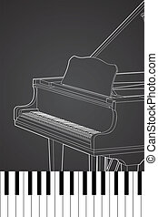 vector Piano