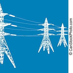 vector power line