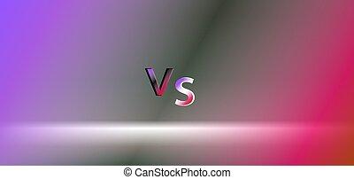 Vector purple-violet gradient background.