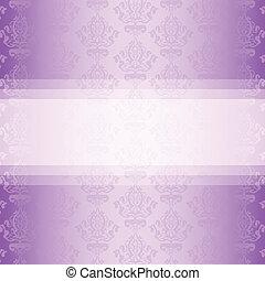 Vector purple wallpaper
