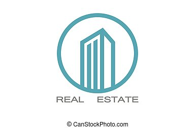 Vector real estate logo designs for business