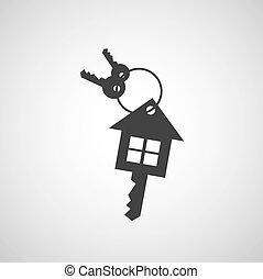 vector real estate symbol