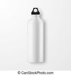 Reusable water bottle Clipart Vector Graphics. 424 ...