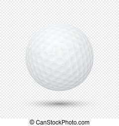 two color flying golf balls rh canstockphoto com Golf Tee Vector Silhouette Vector Golf Balls