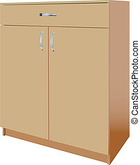 Storage Closet Clipart Vector Graphics 1734 EPS