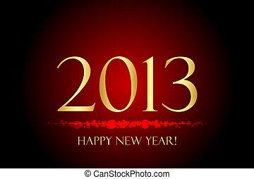 """Happy New Year"" background"