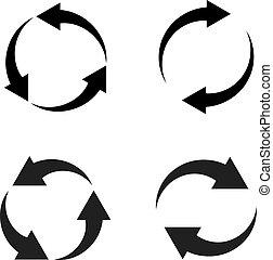 vector reload arrows