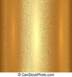 vector, resumen, oro, textura, cuadrado, plano de fondo