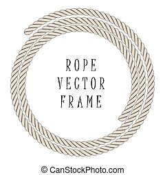Vector Rope Frame