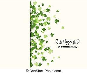 Vector Saint Patrick's Day Design