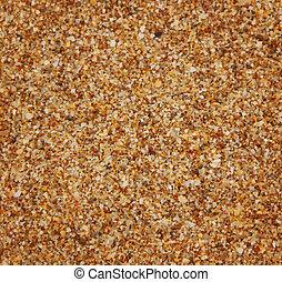 vector, (sand), textuur