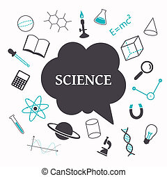Vector Science Background