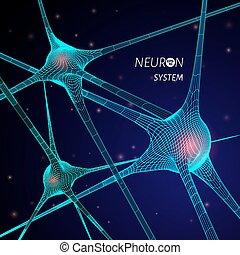 vector scientific illustration