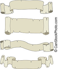 Vector scrolls