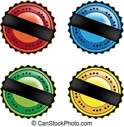 Vector seals