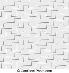Vector seamless abstract gray background with a pattern