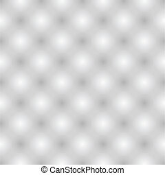 Vector seamless abstract monochrome blurred pattern
