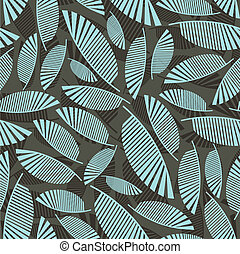 Vector seamless autumn wallpaper