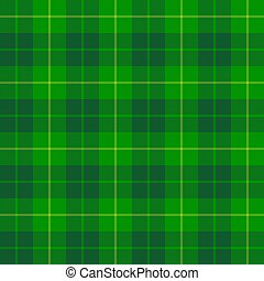 vector seamless background for st. patrick's day