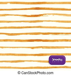 Vector seamless background, made of brown stripes.